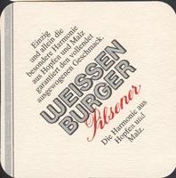 Pivní tácek weissenburg-1-zadek