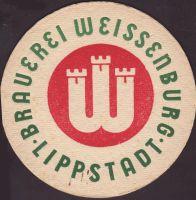 Pivní tácek weissenburg-10-small