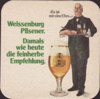 Pivní tácek weissenburg-13-zadek-small