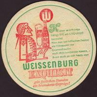 Pivní tácek weissenburg-5-small