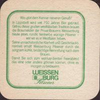 Pivní tácek weissenburg-6-zadek-small