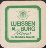 Pivní tácek weissenburg-7-small