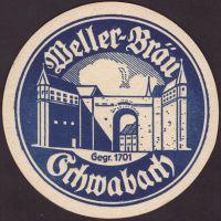 Pivní tácek weller-brau-2-small