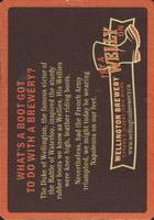 Pivní tácek wellington-10-zadek