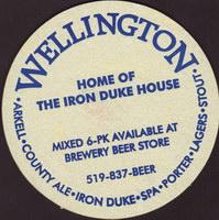Pivní tácek wellington-12-zadek-small