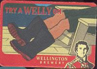 Pivní tácek wellington-3-oboje