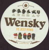 Beer coaster wensky-1-small