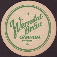 Beer coaster werntal-brau-hofmann-1-small