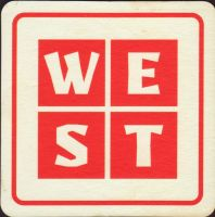 Pivní tácek west-1-small