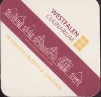 Pivní tácek westfalen-culinarium-1-small