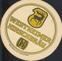 Pivní tácek westheimer-1
