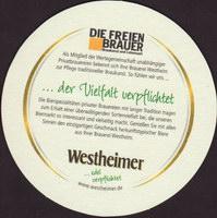 Pivní tácek westheimer-12-zadek-small