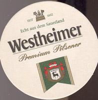 Pivní tácek westheimer-6
