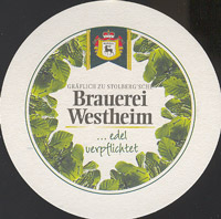 Pivní tácek westheimer-9-zadek