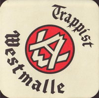 Beer coaster westmalle-10-small