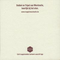 Beer coaster westmalle-17-zadek-small