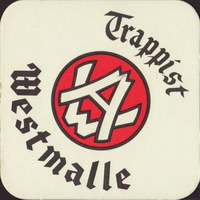 Beer coaster westmalle-19-small