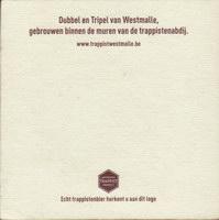 Beer coaster westmalle-22-zadek-small