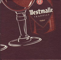Beer coaster westmalle-25-small