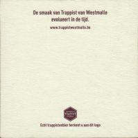 Beer coaster westmalle-28-zadek-small