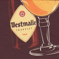 Beer coaster westmalle-29-small