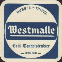 Beer coaster westmalle-31-small