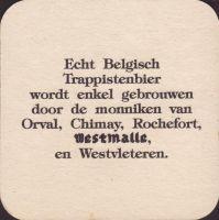 Pivní tácek westmalle-38-zadek-small