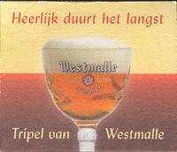 Beer coaster westmalle-4