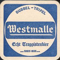 Beer coaster westmalle-6