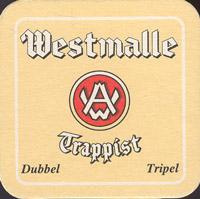 Beer coaster westmalle-7