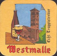 Beer coaster westmalle-8