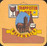 Beer coaster westmalle-9