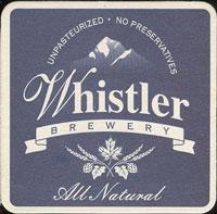 Pivní tácek whistler-1
