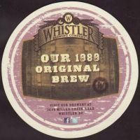 Pivní tácek whistler-6-zadek