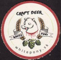 Pivní tácek white-pony-1-small