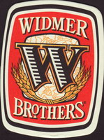 Beer coaster widmer-5-small