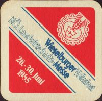 Pivní tácek wieselburger-171-zadek-small