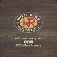 Beer coaster wild-rose-4-small