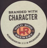 Beer coaster wild-rose-5-small