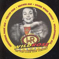 Beer coaster wildrose-1