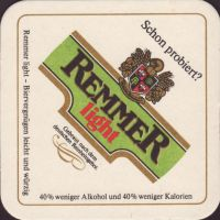 Beer coaster wilhelm-remmer-2-small