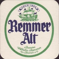 Beer coaster wilhelm-remmer-4-small