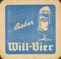 Beer coaster will-1