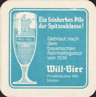 Beer coaster will-2-zadek-small