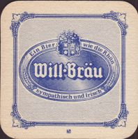 Beer coaster will-20-small