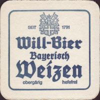 Beer coaster will-21-small