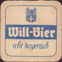 Beer coaster will-23-small