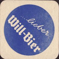 Beer coaster will-24-small
