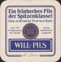 Beer coaster will-25-zadek-small