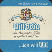Beer coaster will-4-small